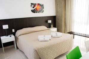 Torre Potosi Departamentos, Appartamenti  Rosario - big - 33
