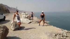 Aloni Neve Zohar Dead Sea, Апартаменты  Неве-Зоар - big - 41