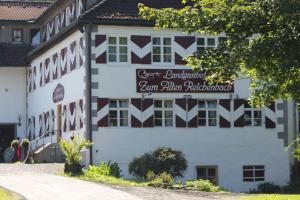 Landgasthof Zum Alten Reichenbach - Haslach