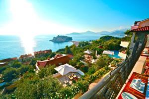 Residence Villa Montenegro, Свети-Стефан