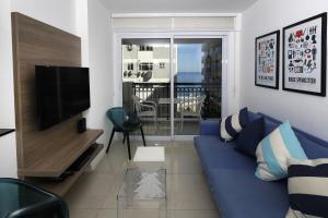 Rio138-Apartamento de 2 quartos no Wave Ipanema. Predio com piscina, academia..., Residence  Rio de Janeiro - big - 7