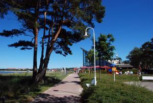 Ferienappartement zwischen Ostsees, Apartmány  Klein Gelm - big - 13