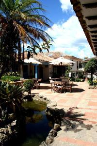 Hotel y Spa Getsemani, Hotels  Villa de Leyva - big - 36