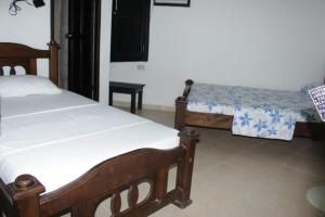 Cabañas Villa Juakiana, Guest houses  Coveñas - big - 3