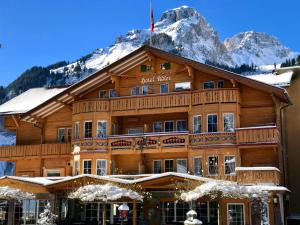 obrázek - Chalet Hotel Adler
