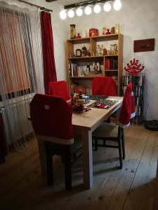 Cabana Cindy, Holiday homes  Muntele Cacovei - big - 20