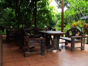 Thai-bamboo Guesthouse Resort - Ban Tha Mai Ruak