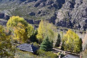 Mendoza Sol y Nieve, Chaty v prírode  Potrerillos - big - 25
