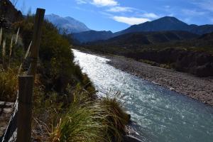 Mendoza Sol y Nieve, Lodges  Potrerillos - big - 1