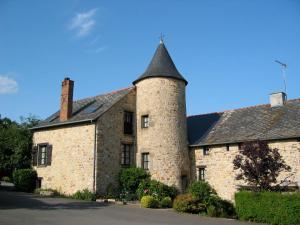Chambres d'Hôtes de la Ferme Auberge de Mésauboin - Saint-M'hervé