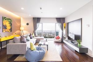 Christina's Hanoi - Lancaster City Living, Apartmány  Hanoj - big - 1