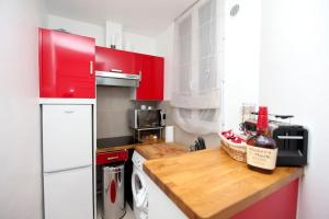 Charming apartment-Canal St Martin-Amazing prices!, Apartmanok  Párizs - big - 15