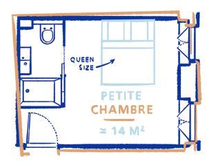 Hôtel La Nouvelle République, Szállodák  Párizs - big - 6