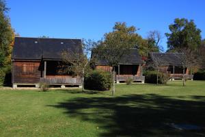 Location gîte, chambres d'hotes Les Chalets De Mur De Sologne dans le département Loir et Cher 41