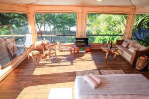 Hotel Tropico Latino, Szállodák  Santa Teresa Beach - big - 67