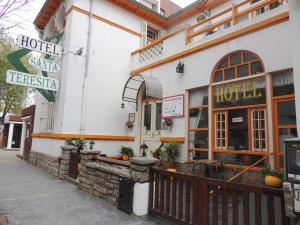 hotel santa teresita, Hotely  Mar del Plata - big - 1