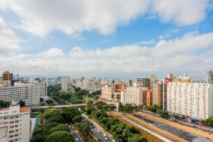 The Be Paulista, Апартаменты  Сан-Пауло - big - 2