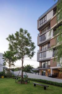 Mattani Suites, Апартаменты  Бангкок - big - 74