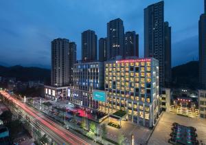 Auberges de jeunesse - Hilton Garden Inn Shiyan
