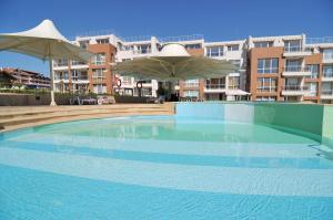 Apartments in Sunny Island Complex, Apartmánové hotely  Chernomorets - big - 68