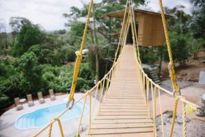 Tarzan Jungle Home Honeymoon Treehouse, Quepos