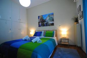 Renovated cozy apartment near to Acropolis