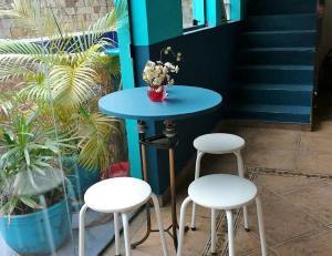 Xua Hostel Santos, Bed & Breakfasts  Santos - big - 37