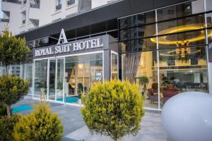 Отель Aroyal Suites, Кайсери