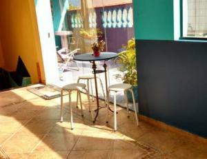 Xua Hostel Santos, Bed & Breakfasts  Santos - big - 36