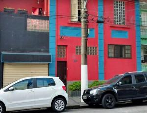Xua Hostel Santos, Bed & Breakfasts  Santos - big - 103
