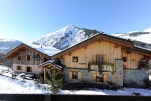 CHALET L'EDEN - Hotel - Saint Martin de Belleville