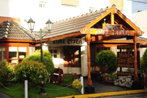 Zure Etxea, Hotely  Mar del Plata - big - 21