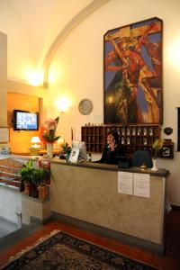 Hotel Residence La Contessina, Aparthotels  Florenz - big - 67