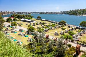 Cockatoo Island Accommodation - Woolwick
