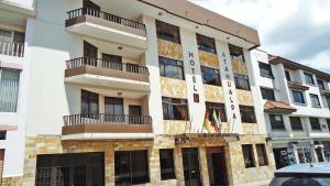 Hotel Atahualpa, Hotely - Cuenca