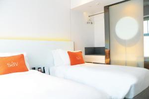 Hotel Sav, Szállodák  Hongkong - big - 36