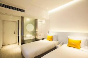 Hotel Sav, Szállodák  Hongkong - big - 47