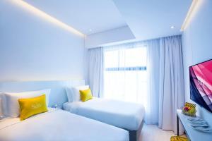 Hotel Sav, Szállodák  Hongkong - big - 42