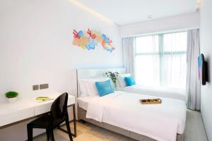 Hotel Sav, Szállodák  Hongkong - big - 44