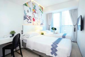 Hotel Sav, Szállodák  Hongkong - big - 41