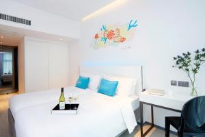 Hotel Sav, Szállodák  Hongkong - big - 40