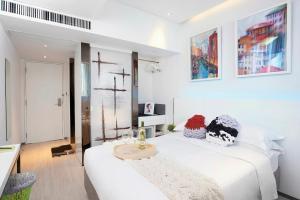 Hotel Sav, Szállodák  Hongkong - big - 37