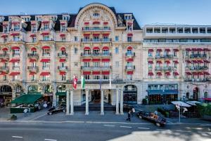 Lausanne Palace