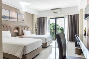 Golden Foyer Suvarnabhumi Airport Hotel - Nong Chok