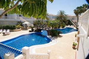 Parques Casablanca, Апартаменты  Бениса - big - 1