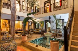 Riad Fuschia, Riad  Marrakech - big - 1