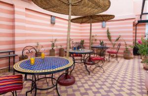 Riad Fuschia, Riad  Marrakech - big - 26