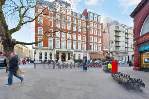 London Lifestyle Apartments - South Kensington - Mews, Apartmanok  London - big - 26