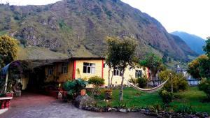 Hostal Casa Nahuazo, Baños