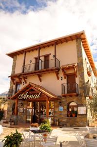 Hotel Arnal, Отели  Эскалона - big - 29